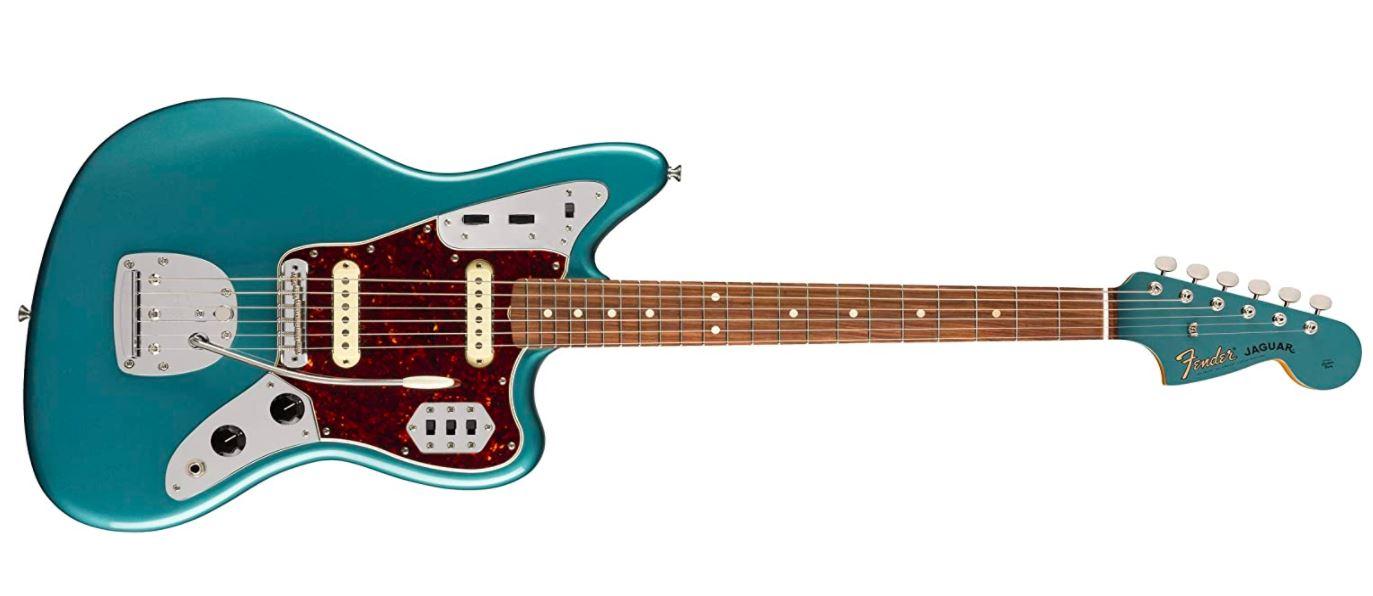 1960s Jaguar Ocean Turquoise